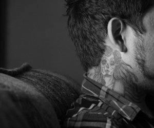 tattoo, guy, and inked image