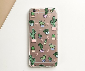 cactus, phone cases, and cute image