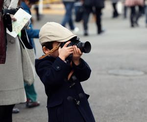 cute, camera, and boy image