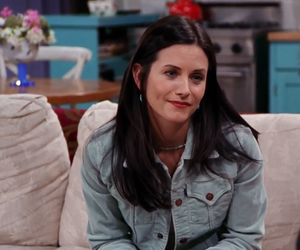 monica geller, friends, and tv show image