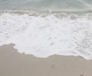 beach, samd, and nature image