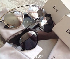 dior, style, and sunglasses image