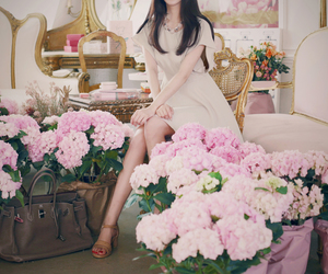 fashion, korean, and cute image