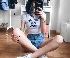 outfit, girl, and tumblr image