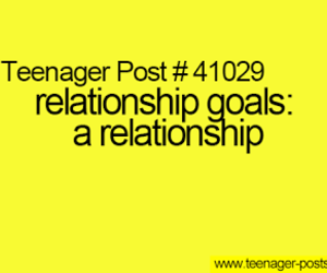 Relationship, teenager post, and funny image
