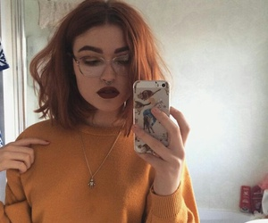 hair and instagram image