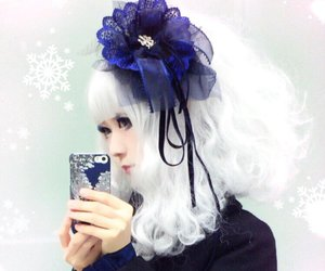 beautiful, classy, and gothic image
