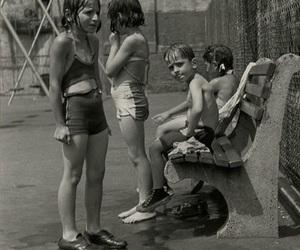 children, nostalgia, and water image