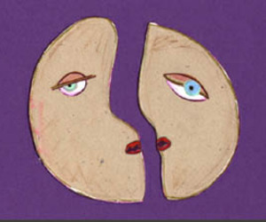 drawing, Hedwig and the angry inch, and hedwig image