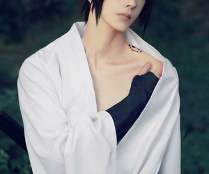 cosplay, naruto, and sasuke uchiha image