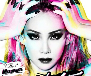 CL, yg, and chaelin image