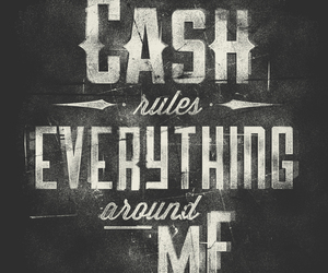 cash, money, and rules image
