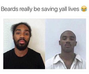 beards and beard gang image