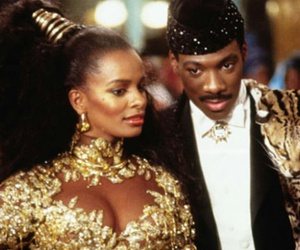 80s, coming to america, and eddie murphy image