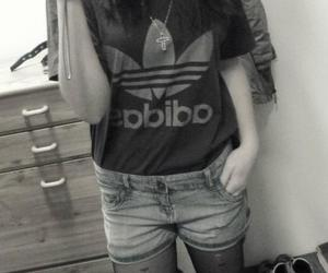 adidas, outfit, and smile image