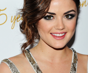 beautiful, cosmopolitan, and lucy hale image