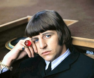 60s, beatles, and ringo starr image