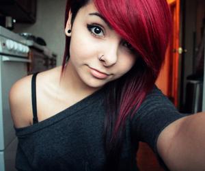 girl, hair, and paulapedrosa image