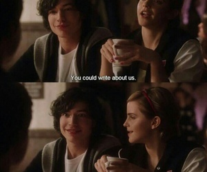 quotes, emma watson, and perks of being a wallflower image