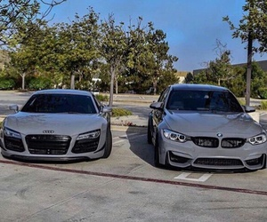 audi, bmw, and cars image
