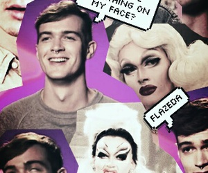 drag queen, drag race, and pearl image