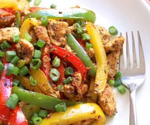 Chicken, food, and healthy food image