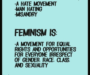 equality, feminism, and quotes image