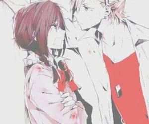 anime, boy, and anime boy image