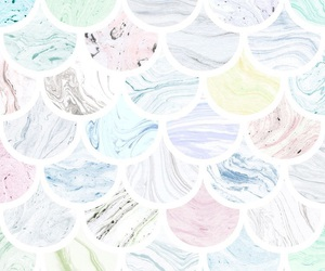 wallpaper, marble, and pastel image