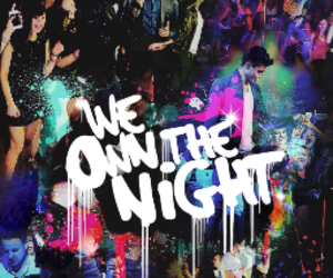 colors, twfanmily, and weownthenight image