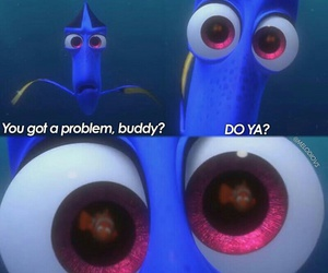 dory, finding nemo, and fishes image