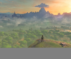 game, breath of the wild, and Legend of Zelda image