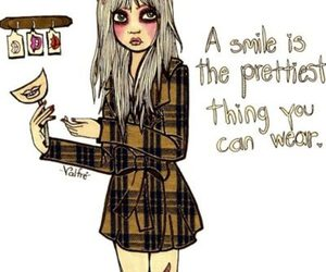 smile, girl, and pretty image