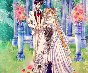 tuxedomask, mamoruchiba, and sailormooncrystal image