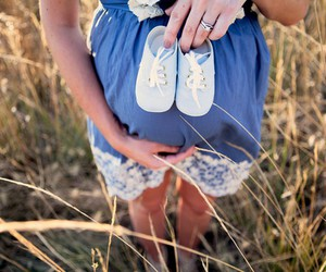 blue, pregnancy, and boy image