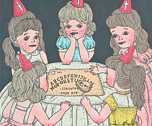 ouija, girls, and party image