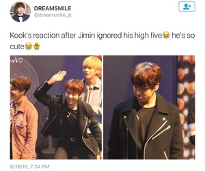 bts, jungkook, and jimin image