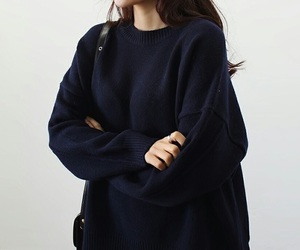 clothes, sweater, and winter image