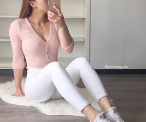 fashion, cute outfit, and girl image