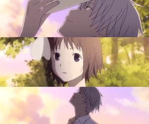 anime, manga, and hotarubi no mori e image