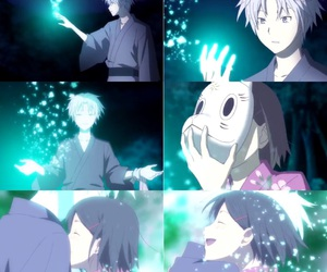 anime, sadstory, and couple image