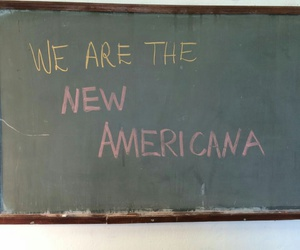 americana, are, and new image