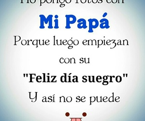 papa and suegro image