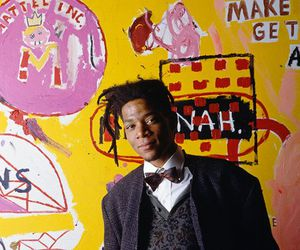 artist, Jean-Michel Basquiat, and Painter image