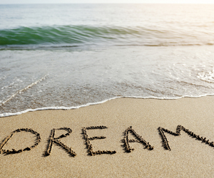 beach, Dream, and travel image
