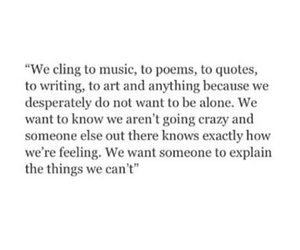 music, poems, and quotes image