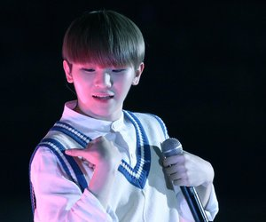 k-pop, Seventeen, and woozi image