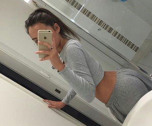 ass, booty, and girls image