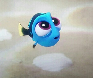dory, finding dory, and disney image