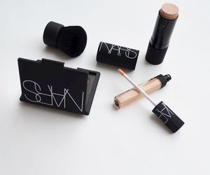 makeup, cosmetics, and nars image